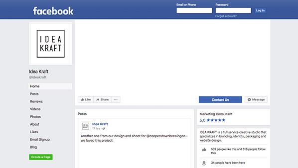 Blurry Facebook Profile Images? - Idea Kraft