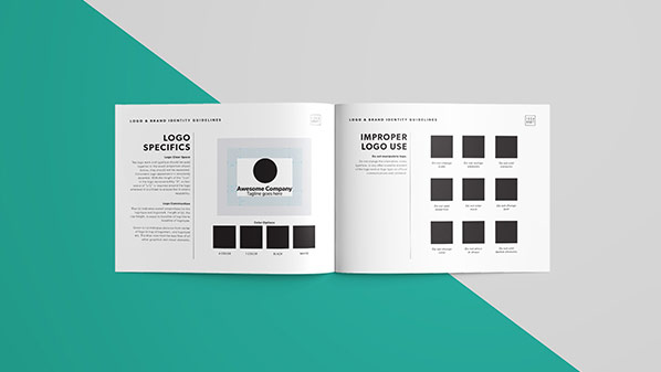A Simple Guide to Brand Guidelines