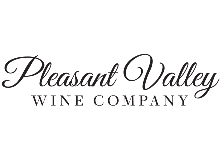 Pleasant Valley typographic logo