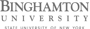 Binghamton University State University of New York