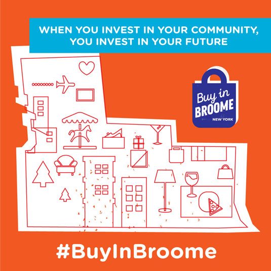 #BuyInBroome illustration