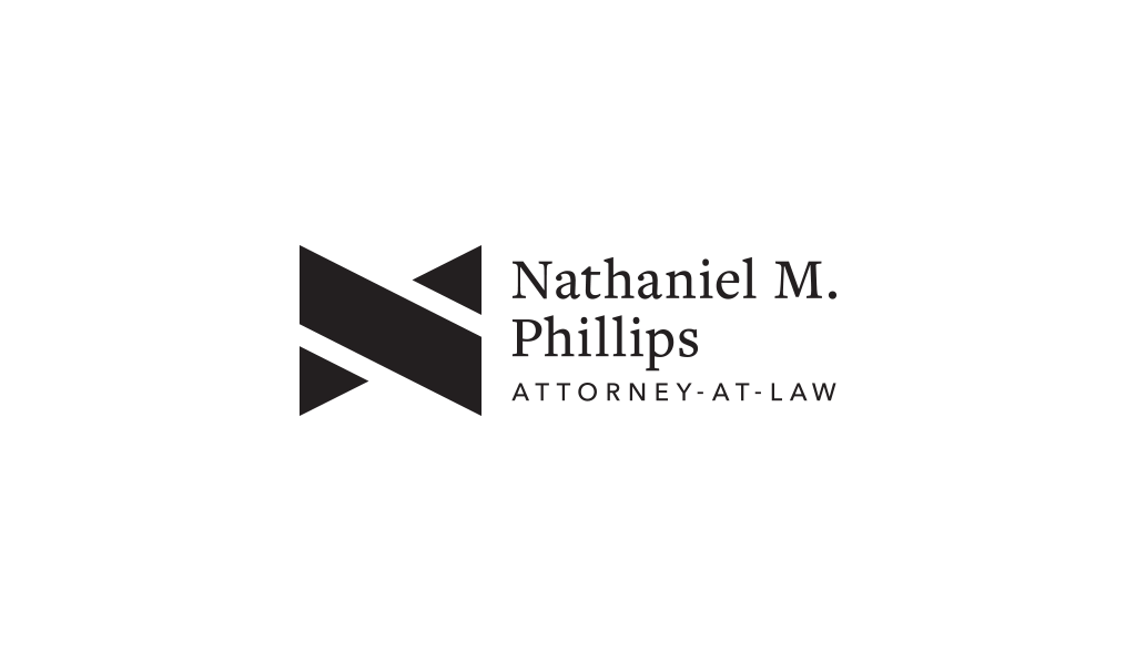 Nathaniel M. Phillips Attorney-at-law logo