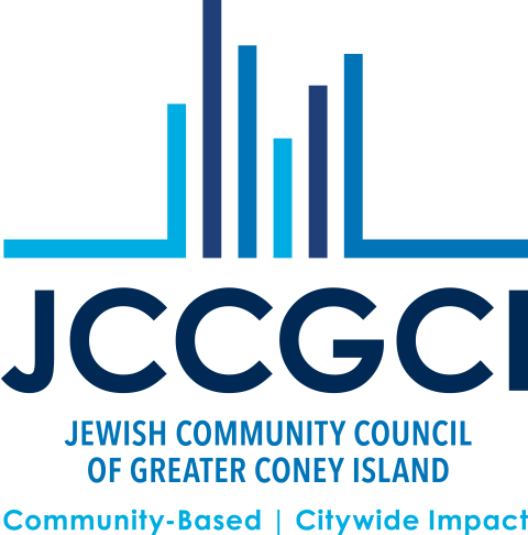 Jewish Community Council of Greater Coney Island logo made by Idea Kraft