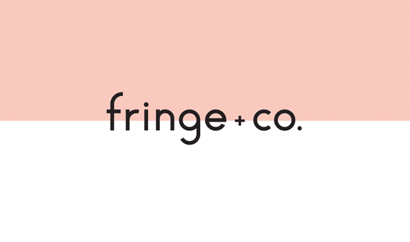 Fringe + Co. business card back