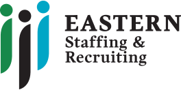 Eastern Staffing and Recruiting logo