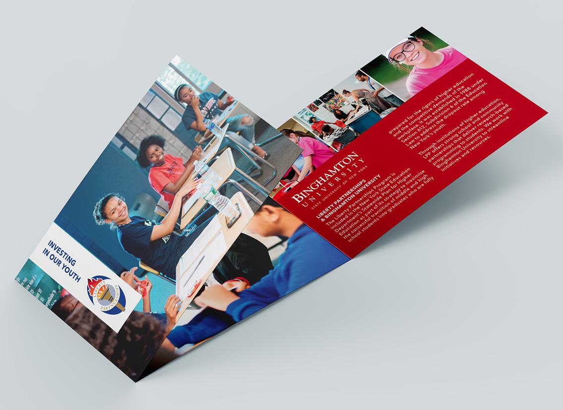 Liberty Partnership brochure