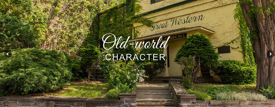 Old-world character