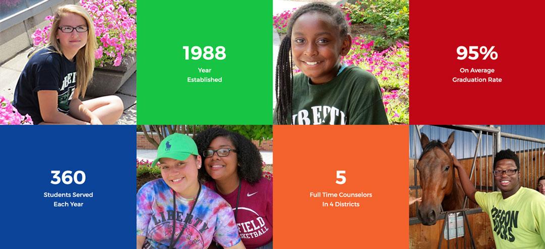 Statistics from Liberty Partnerships Binghamton