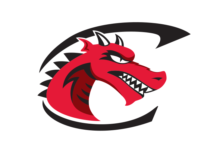SUNY Cortland college branding C
