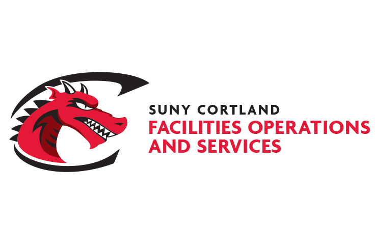 SUNY Cortland Facilities Operation and Services logo