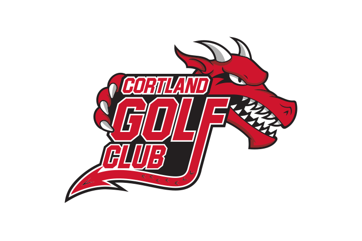 SUNY Cortland Golf Club logo