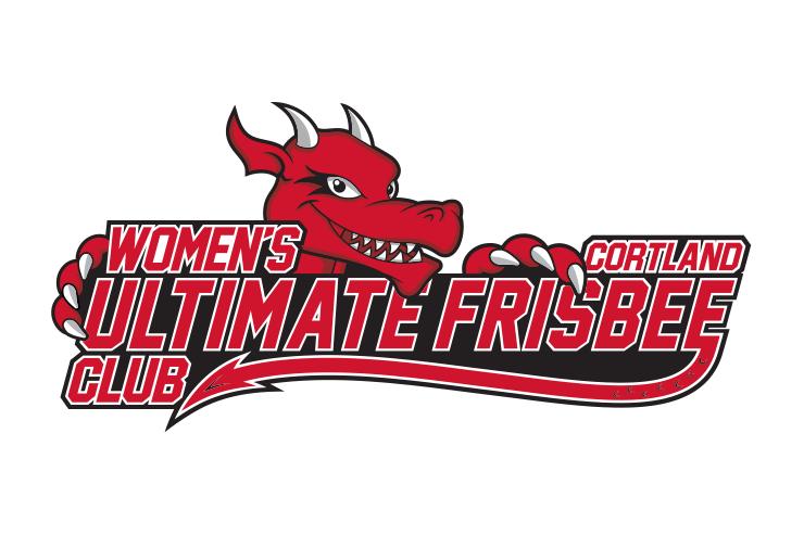 SUNY Cortland Women's Ultimate Frisbee logo
