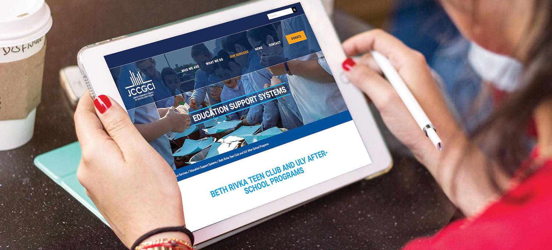 JCCGCI website