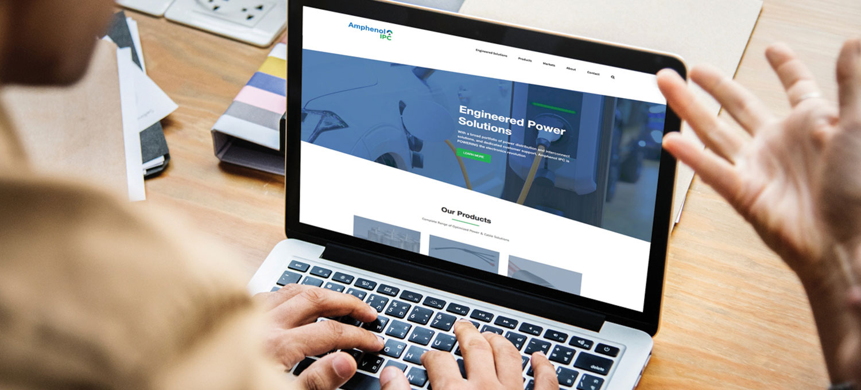 Amphenol IPC website