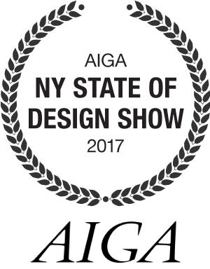 AIGA NY State of Design Show 2017