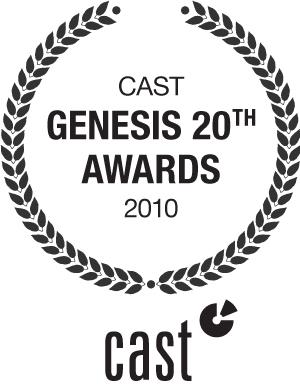 CAST Genesis 20th Awards 2010