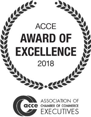 ACCE Award of Excellence 2018
