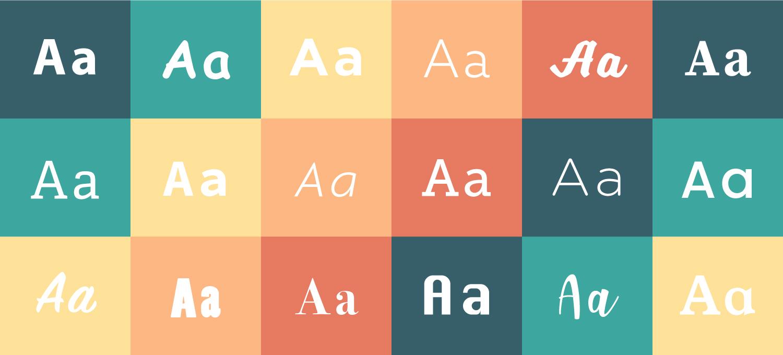 Typography Image