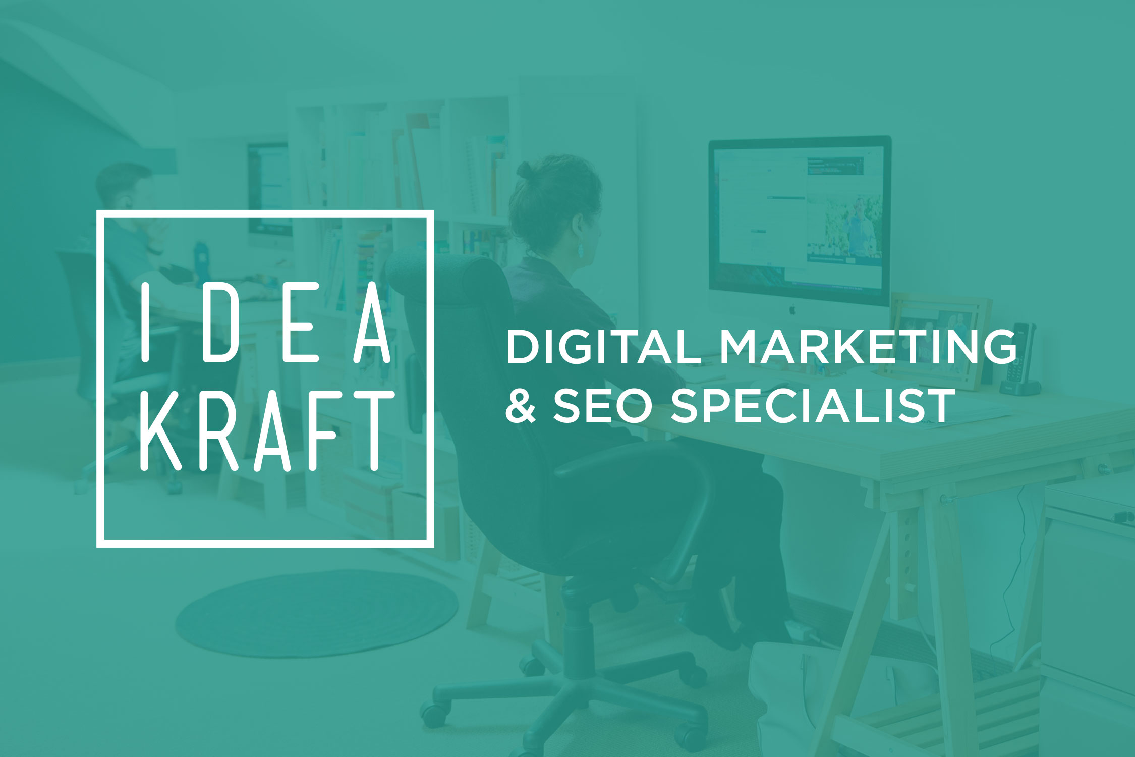 Digital Marketing & SEO Specialist